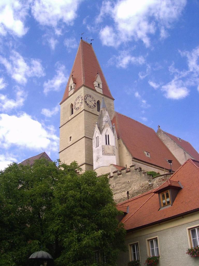 PIC01578 - Chiesa Weissenkirchen