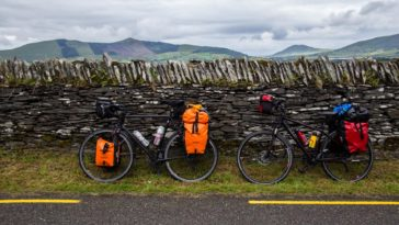 Ireland Bike Tour 2014