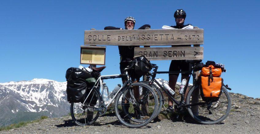 Gravel Alps Tour 2013