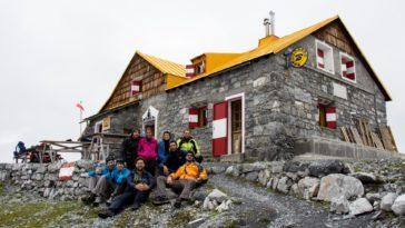 Rifugio Quinto Alpini 2014